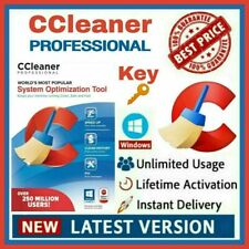 CCleaner PROFESSIONAL 2020 ✅ Lifetime Activation ⚡ 85% OFF⚡Fast Delivery⚡
