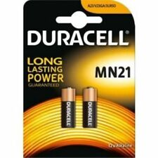 Duracell 23A/MN21 LR44 Single Use Batteries