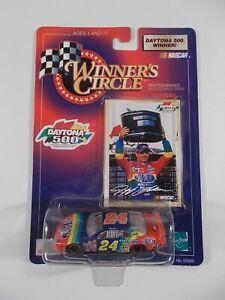 Winner's Circle 1/64 NASCAR Daytona 500 Winner #24 Jeff Gordon