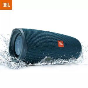 Original JBL Charge 4 Portable Wireless Bluetooth Speaker IPX7 Waterproof  - Bla