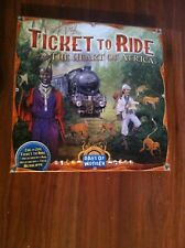 Ticket to Ride: The Heart of Africa expansion set