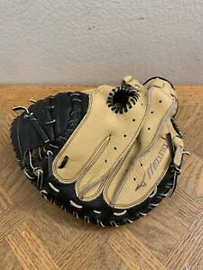 "Mizuno GXC-105 32.50"" Baseball Catchers Mitt LH"