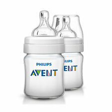Philips Avent Classic+ Feeding Bottle For Babies SCF560/27 - Twin Pack New UK