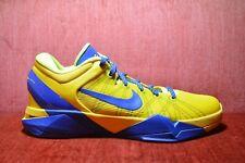 WORN TWICE KOBE 7 FC BARCELONA Tour Yellow Size 10 488371-701