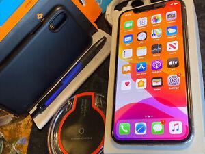 Apple iPhone X (64gb) World-Unlocked Verizon (A1901) Space Grey: LooK {iOS13}85%