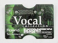 Roland VOCAL-Collection Expansion-Board SR JV80-13 JV2080 XV5080  S E L T E N