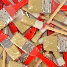 HSM Pinselset 20-tlg. Malerpinsel Flachpinsel Pinsel Rundpinsel Lackieren