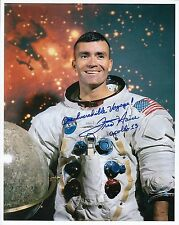 NASA Apollo 13 Astronaut Fred Haise Signed Photo