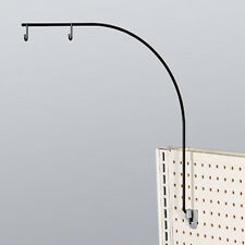 Gondola Aisle Sign Holder - Black- Lot of 10