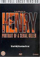 Henry - Portrait Of A Serial Killer [Uncut] [DVD], DVDs