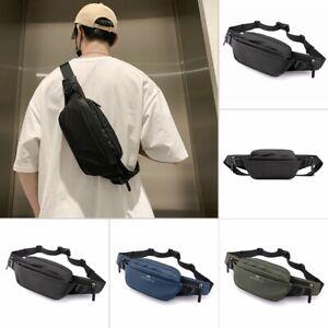 Cross Body Bag Purse Belt Bag Sling Backpack Men Sport Shoulder Sling Backpack