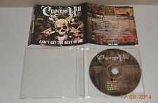Single CD Cypress Hill - Can´t get the Best of me  4.Track  2000 MCD C 18