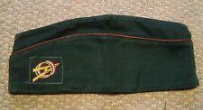 008 Vintage Boy Scout Explorer Envelope Garrison Style Hat Size Large BSA
