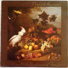 "Procol Harum - Exotic Birds and Fruit - 12"" LP"
