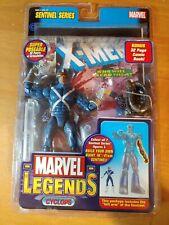 Marvel Legends Cyclops Sentinel Series BAF ToyBiz New in Package #2