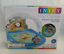 Intex Play Pool Inflatable Summer Lovin' Beach Play Center Ages 2+