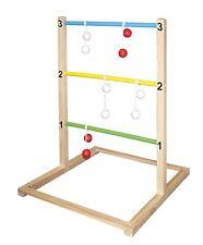 Laddergolf Ladder Golf Leitergolf Leitergolf Bola incl.Spielanleitung Wurfspiel