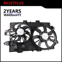 Radiator Cooling Fan Assembly for 2006-2008 Chevy Equinox Pontiac Torrent 3.4L