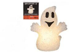 12x Dekolampe Geist LED Lampe Dekolicht Grusellampe Halloween Ghost SPARPREIS