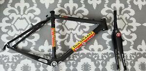 Van Dessel Full Tilt Boogie (54cm) Carbon Fiber Cyclocross Bike