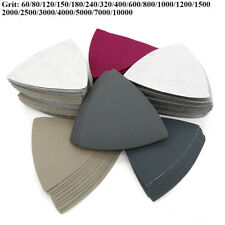 90mm Wet and Dry Mouse Sanding Sheets Delta Detail Palm Sander Sandpaper Pads