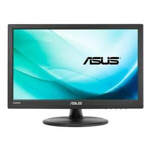 Asus VT168H 15.6in Widescreen 50 000 000:1 10ms VGA/HDMI/USB LCD Monitor (Black)