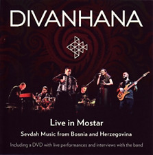Divanhana-Live In Mostar (US IMPORT) CD NEW