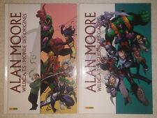 Comics: Wildcats de Alan Moore 2 Volumes Complet VF Panini Rare