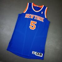 """100% Authentic Jason Kidd 2012 NY Knicks Game Issued Jersey Size XL+2"""""""