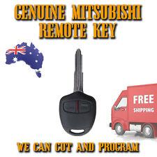 Genuine Remote Key 6370A043 Mitsubishi Lancer (CH + CJ) Outlander (ZE-ZF) - NEW