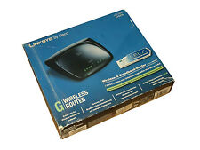 Linksys by Cisco WRT54G2 Wireless-G Broadband Router Neuwertig !!!           *25