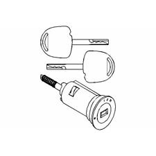 Schließzylinder Zündschloß - Topran 205 166
