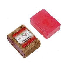 Handmade Soap Vegan Natural Rose Skin Soap 100g