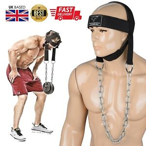 Head Harness Neck Exercise Dipping GYM Training Latest Trainer Weight Lifting