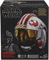 Star Wars Black Series Casco Electrónico Luke Skywalker (Hasbro E5805EW0)