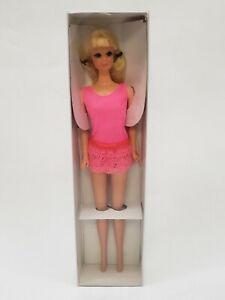 Vintage PJ Twist & Turn Doll #1118 Eyelashes Bendable Legs TNT 1969