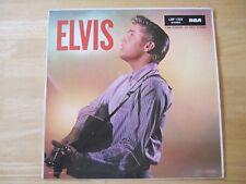 Elvis Presley LP, Elvis, RCA # LSP-1382, Germany, Orange Label