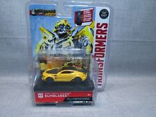 Transformers Bumblebee Hollywood Rides 1:64 scale