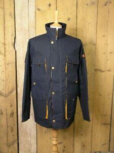 SALE Peregrine Mens Fleet Navy Jacket MJ239