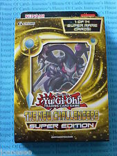 Yu-gi-oh The New Challengers Super Edition English NEW BNIB