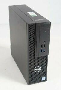 Dell Precision Tower 3420 SFF Intel i7-6700 4GB DDR4 1TB HDD WIN8COA No DVD OS