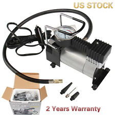 Heavy Duty  Carbon Steel Air Compressor 12V 150PSI Tyre Auto Tire Inflator Pump