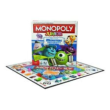 MONOPOLY JUNIOR Version MONSTERS UNIVERSITY English Game Table Company HASBRO