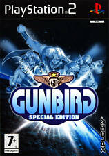 GUNBIRD SPECIAL EDITION PS2 PLAYSTATION 2 PAL NUOVO