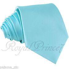 New Men's Sky Blue SelfTie Neck tie Tie Formal Party Wedding Prom 100CCC