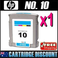 1x Cyan Ink for HP 10 C4841A Business 2600 2600TN 2600DTN 2800 2800dtn