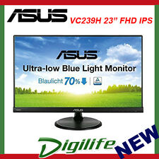 """ASUS VC239H 23"""" Full HD IPS LED Monitor with Speakers Eye Care technology"""