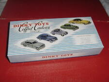 COFFRET CADEAU TOURISME 5 voitures N°24 DINKY TOYS ATLAS