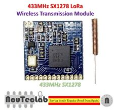 SX1278 433MHz LoRa Wireless Module Long Distance Transmission with Antenna