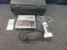 Minolta Chroma Luminance Meter Gage Test Camera Calibrated 2012 Lab Color